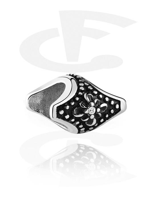 Perlice, Bead for Bead Bracelet, Kirurški čelik 316L