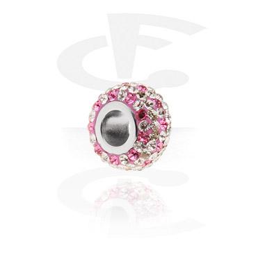 Perle pour bracelets à perles