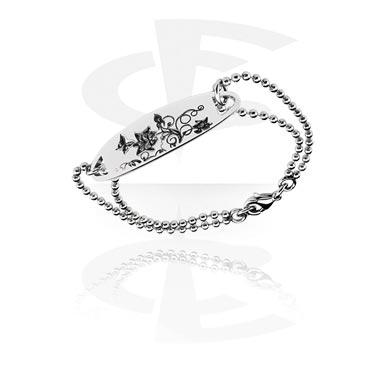 Náramky, Steel Casting Bracelet, Surgical Steel 316L