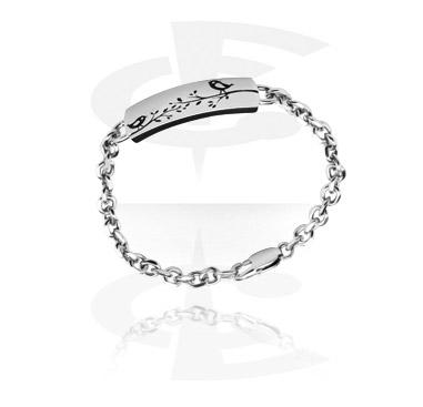 Bracelets, Steel Casting Bracelet, Surgical Steel 316L