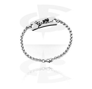 Steel Casting Bracelet