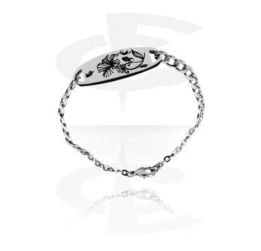 Narukvice, Steel Casting Bracelet, Surgical Steel 316L