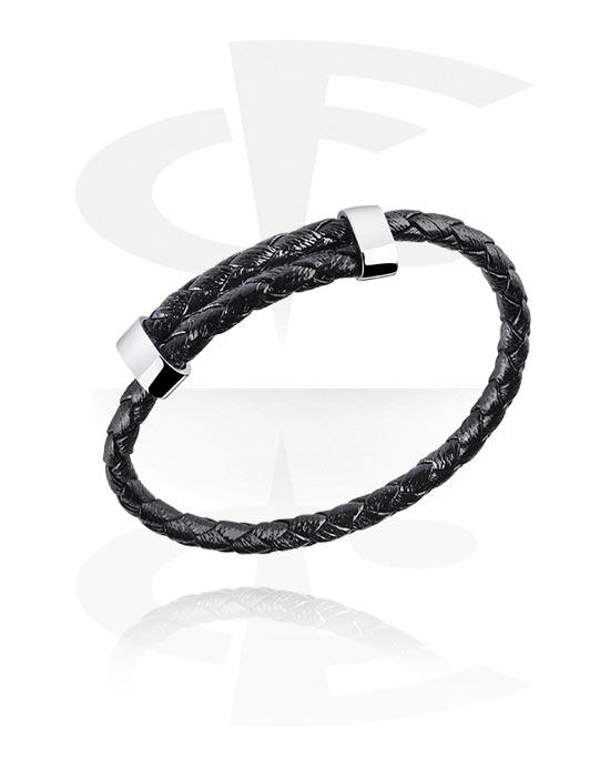 Rannekorut, Fashion Bracelet, Nahka