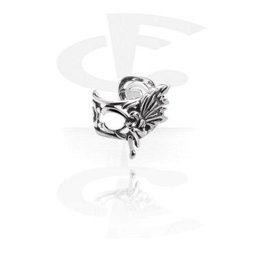 Imitacja biżuterii do piercingu, Ear Cuff, Surgical Steel 316L