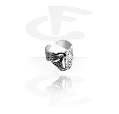 Fejkpiercingar, Ear Cuff, Kirurgiskt stål 316L