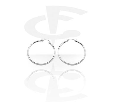 Earrings Studs Shields Surgical Steel 316l