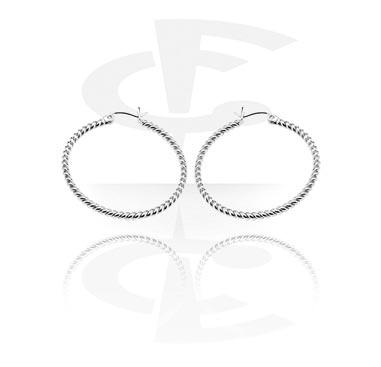 Kolczyki, Earrings, Surgical Steel 316L