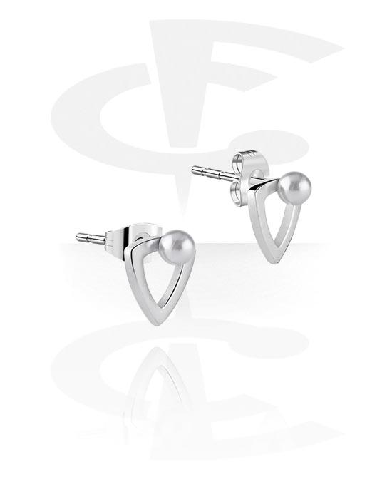 Korvakorut, Ear Studs, Kirurginteräs 316L