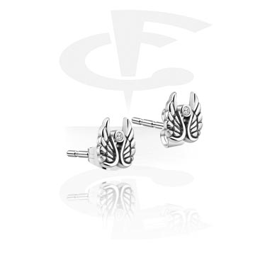 Steel Casting Earrings