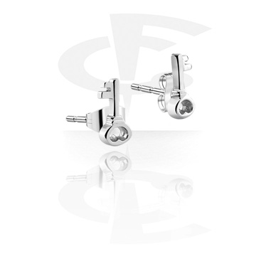 Korvakorut, Ear Studs, Surgical Steel 316L
