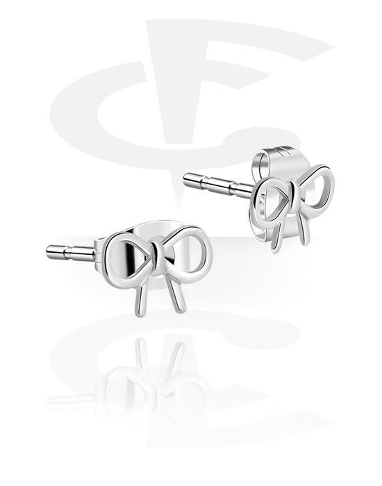 Örhängen, Öronstickor, Kirurgiskt stål 316L