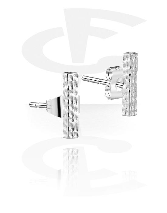 Naušnice, Ear Studs, Kirurški čelik 316L