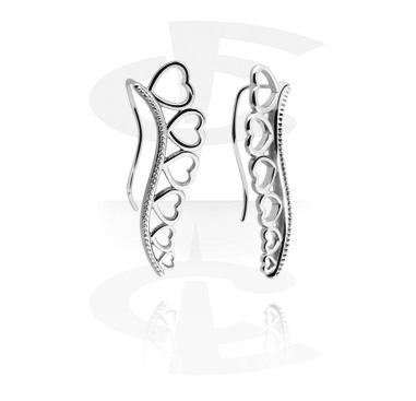 Örhängen, Örhängen, Kirurgiskt stål 316L