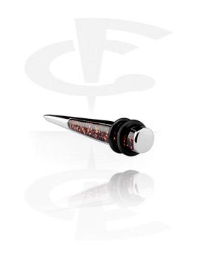Accessoires pour étirer, Glitterline Expander en acier fondu, Acier chirurgical 316L