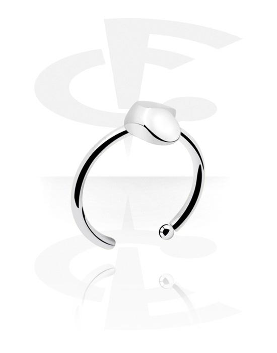 Kolczyki do nosa, Nose Ring, Surgical Steel 316L