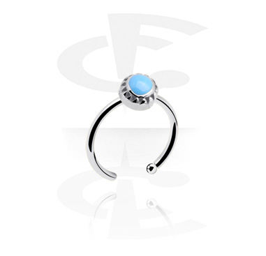 Piercing al Naso, Nose Ring, Surgical Steel 316L