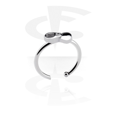 Nose Jewelry & Septums, Nose Ring, Surgical Steel 316L