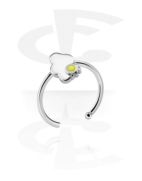 Nosovky a kroužky do nosu, Nose Ring, Chirurgická ocel 316L