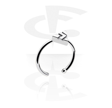 Nose Jewellery & Septums, Nose Ring, Surgical Steel 316L