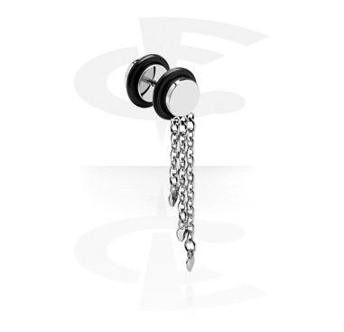 Fake Plug with Chain