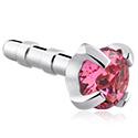 Palline e Accessori, Jeweled Attachment per Bioflex Internal Labrets, Chirurgico acciaio 316L