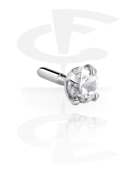 Kuličky, kolíčky a další, Jeweled Attachment for Bioflex Internal Labrets