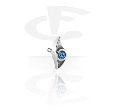 Jeweled Attachment voor Bioflex Internal Labrets