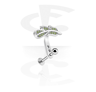Helix / Tragus, Helix Wrap, Surgical Steel 316L