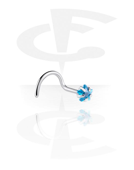 Nose Jewelry & Septums, Nose Screw, Surgical Steel 316L