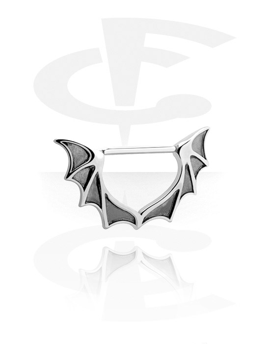 Biżuteria do piercingu sutków, Nipple Clicker, Stal chirurgiczna 316L