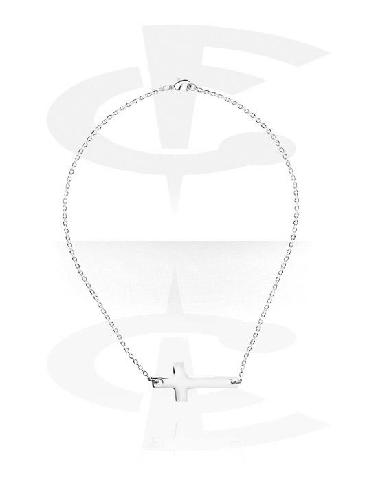 Naszyjniki, Fashion Necklace, Stal chirurgiczna 316L