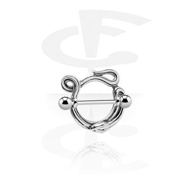 Nipple Piercings, Nipple Piercing, Surgical Steel 316L