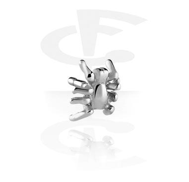 Boules et Accessoires, Attachment pour Bioflex Internal Labrets, Acier chirurgical 316L