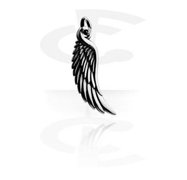 Кулон в форме крыла