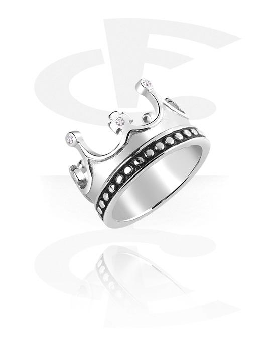 Prsteny, Ring, Chirurgická ocel 316L