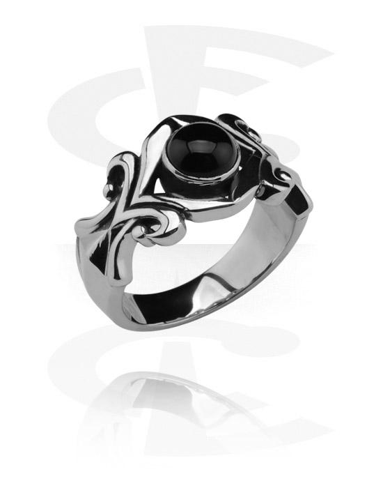 Prsteni, Steel Cast Ring, Surgical Steel 316L
