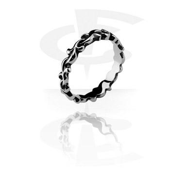 Ringar, Steel Cast Ring, Surgical Steel 316L