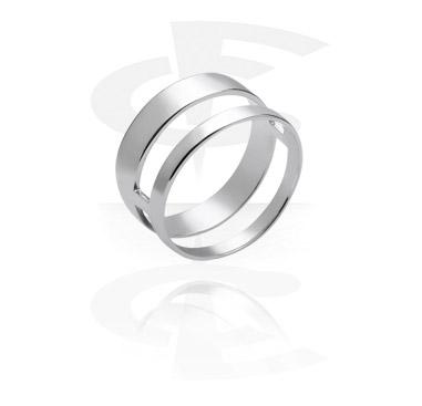 Ringar, Ring, Kirurgiskt stål 316L
