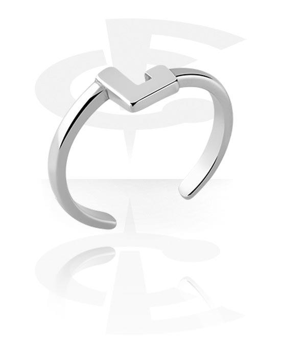 Sormukset, Ring, Kirurginteräs 316L