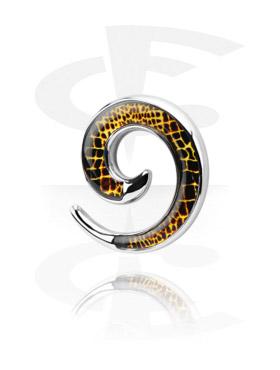Accesorios para dilatar, Espiral dilatadora, Acero quirúrgico 316L
