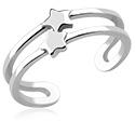 Kroužky na prsty u nohou, Toe Ring, Surgical Steel 316L