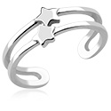 Teenringen, Toe Ring, Surgical Steel 316L