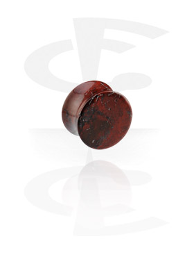 Tunely & plugy, Double Flared Plugs, Semi Precious Stone