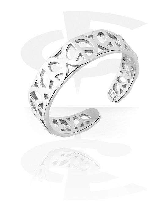 Pierścionki na stopy, Toe Ring, 925 Sterling Silver