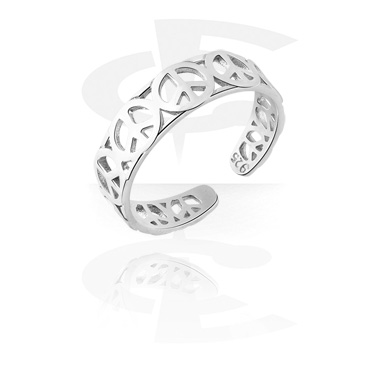 Kroužky na prsty u nohou, Toe Ring, 925 Sterling Silver