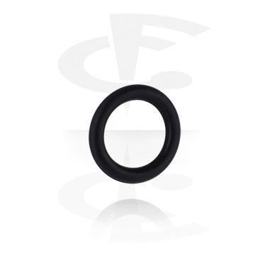 """Кольцо в форме """"О"""""""