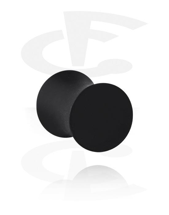 Tunnelit & plugit, Double Flared Plug, Silikoni