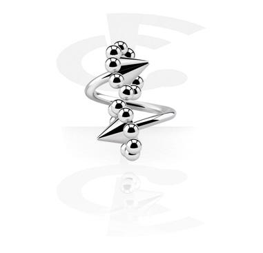 Spirals, Spiral, Surgical Steel 316L