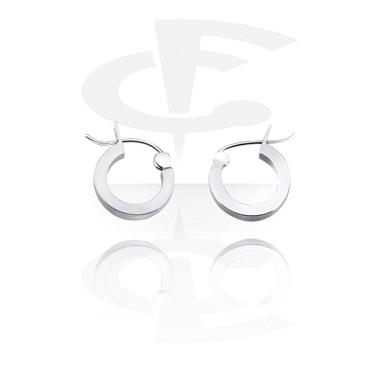 Boucles d'Oreilles, Boucles d'oreilles, Acier chirurgical 316L