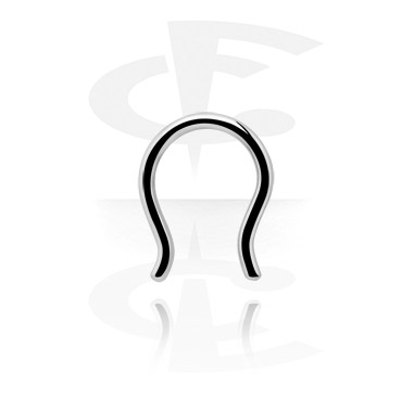 Nose Jewelry & Septums, Septum Retainer, Surgical Steel 316L